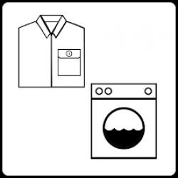 訂造廣告 T-Shirt 護理