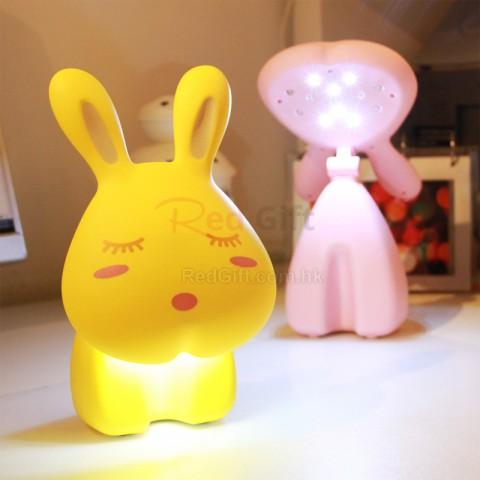 可愛兔仔LED燈