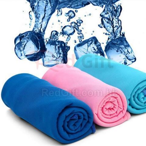 冷感冰毛巾