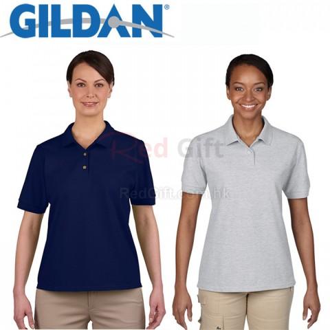 Gildan 優質女裝 Polo 恤衫