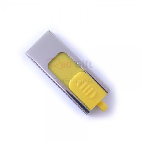 超薄推出式USB 手指