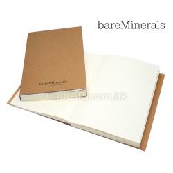 環保筆記簿-bareMinerals